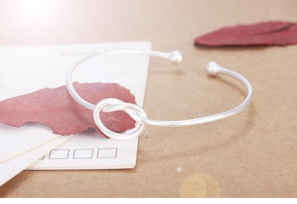 Bracelet - mia - love knot