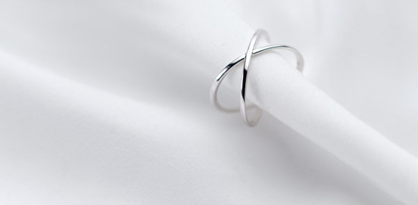 cross Ring - 925 silver - charlotte4